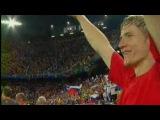 Россия - Швеция 2:0 Video обзор всего матча Euro 2008
