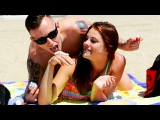 Massaging and Picking up Sexy Girls on the Beach | Public Prank Oil Boy 3