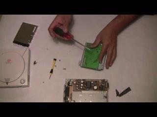 USB-GDROM How to install in Dreamcast V0,V1
