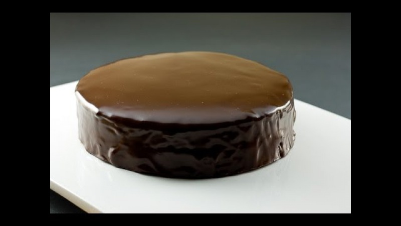 Как сделать шоколадную глазурь для торта?