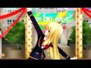MMD 【Chloe Lemaire Erena Mochizuki】 Drop Pop Candy