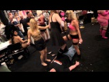 Fun at AEE AVN 2015 with Ashley Fires, Crystal Clark and Roxie Rae