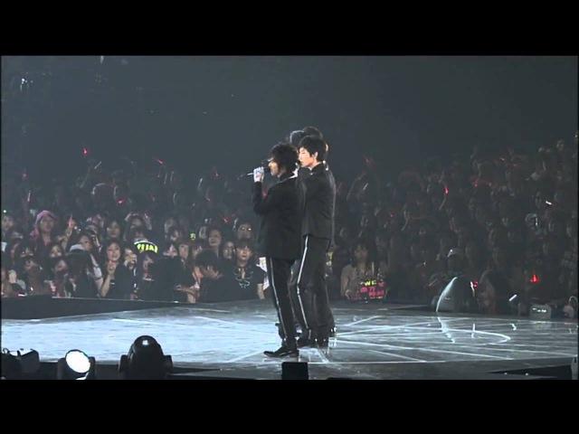 DBSK - Doushite Kimi wo Suki ni Natte Shimattandarou? ( Live at Tokyo Dome )