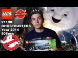 Обзор - Lego Ideas 006 - 21108 Ghostbusters (2014)