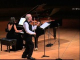 Gidon Kremer plays Franck 12 Sonata for Violin &amp Piano