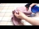 Как подровнять низ косой юбки по методу Светланы Поярковой
