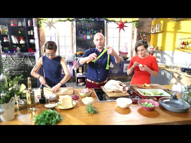 Два с половиной повара. Открытая кухня: выпуск 111: Christmas party