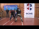 Russia Moscow Cup FSMB 2012 board and sword 2 fight щит Уколов Худолей