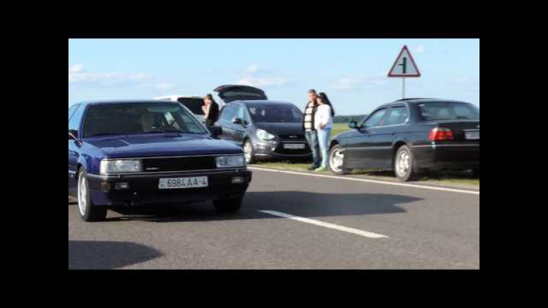 Audi 200 1B chip vs Hohda Accord Type S 190hp