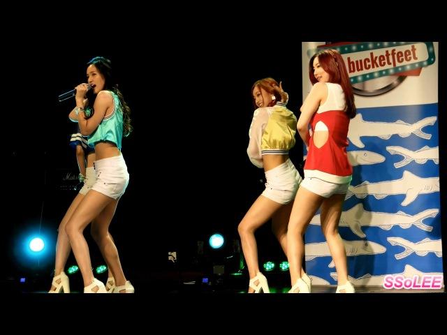 150708 플레이백 (Playback) - 뱅뱅 (Bang Bang) @ 프로덕트그린 파워쇼 직캠 By SSoLEE
