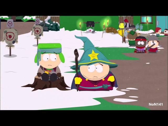 Правильные слова Эрика Картмана - Предзаказа игр [South Park]