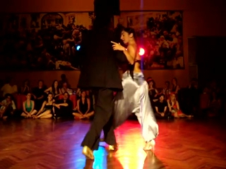 Tango in progress vienna T.I.P.-TV Bruno Tombari & Mariangeles Caamano