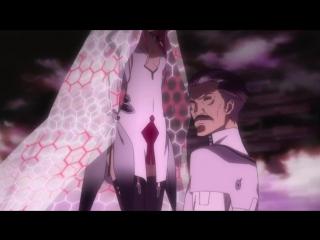 Корона Грешника / Guilty Crown - 12 серия [Ancord & NikaLenina]