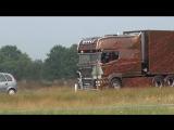 truckstar festival 2013 Scania r620 v8 longline Patrick van den bulcke