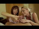 Tina Hot, Kathia Nobili Handjob, Tease Denial, Threesome, POV, cock massage