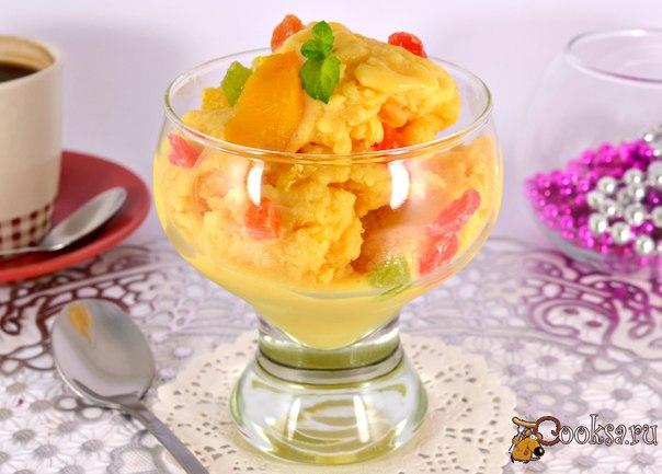 Домашнее персиковое мороженое #мороженое #кулинария #персики #вкусно #рецепты В жаркие летние дни порой ничего не хочется, кроме как чего-то холодного и охлаждающего. Приготовила сегодня домашнее персиковое мороженое - это просто блаженство! Вкусное, безумно ароматное - такое мороженое обязательно понравится и вам, и вашим деткам!