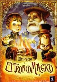 Olentzero y el Tronco Mágico