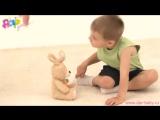 Утренняя гимнастика для ребенка в 2—3 года. Комплекс «Зайчики»
