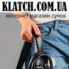 Женские сумки на klatch.com.ua