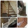 Изготовление лестниц, реставрация, установка лес