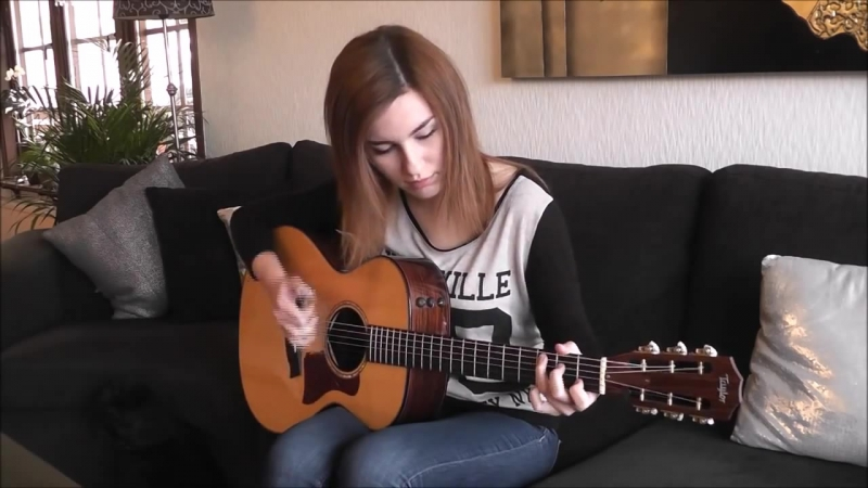 Gabriella Quevedo - Animals (Maroon 5)