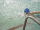 мои первые соревнования по плаванию