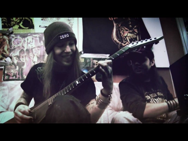 CHILDREN OF BODOM - Lookin' Out My Back Door CCR Cover (OFFICIAL VIDEO)