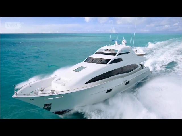 Удивительные экстремальные яхты Extreme Yachts Часть 4
