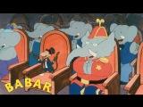 BABAR - EP23 - Babar fait le singe