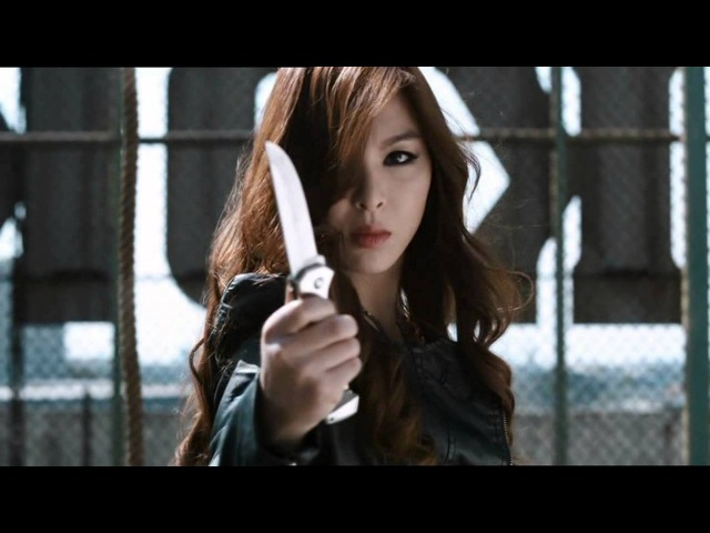 THE KICK (Kim Yiroo VS Kyung Suk JeeJa Yanin)