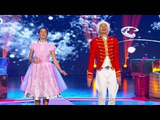 Танцы: Илья Кленин и Снежана Крюкова (Пётр Чайковский – Увертюра из балета