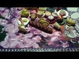 моя еда для кукол из полимерной глины №3