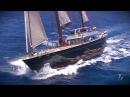 Perini Navi : 60m S/Y Seahawk : Loro Piana Regatta BVI 2014