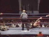 Nick Bockwinkel and Ray Stevens vs Sgt. Slaughter and Greg Gagne