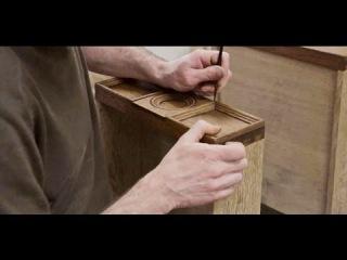 Классическая английская мебель Tudor Oak