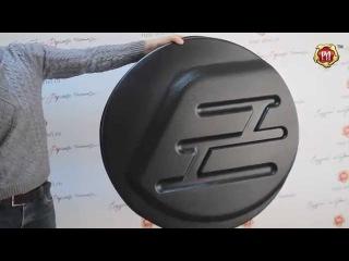Бокс колпак запасного колеса 29-33 (russ-artel.ru)