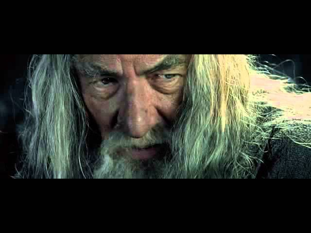 LotR (Гоблин - Братва и Кольцо) - Диалог о Добре