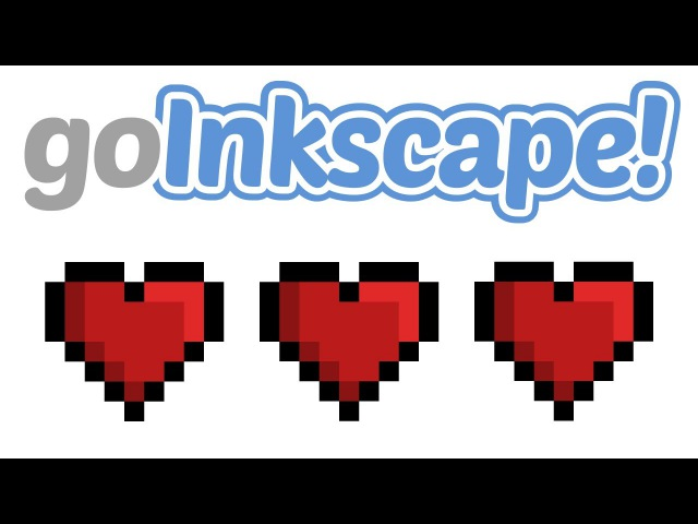 How to Draw Pixel Art in Inkscape