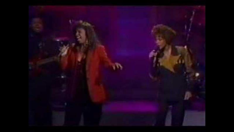 Whitney Houston Natalie Cole - Say A Little Prayer