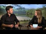 The Longest Ride stars Scott Eastwood and Britt Robertson tell us all the gossip