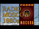 Radio Moscow (English, Soviet Union 1980s)