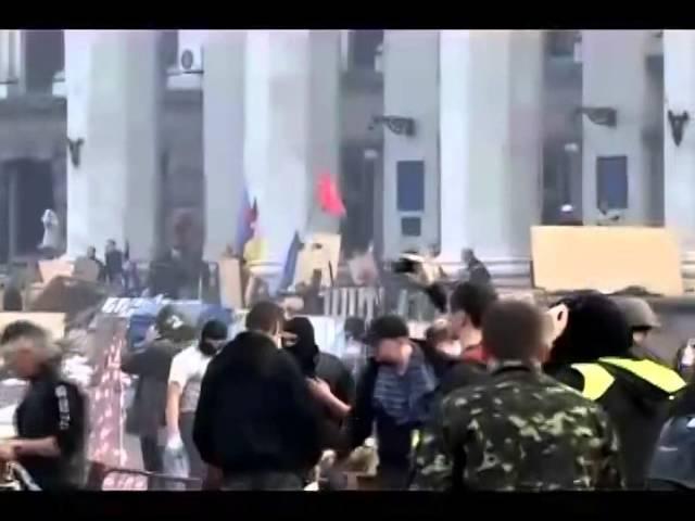 Куликово Поле. 2 мая 2014. Одесса
