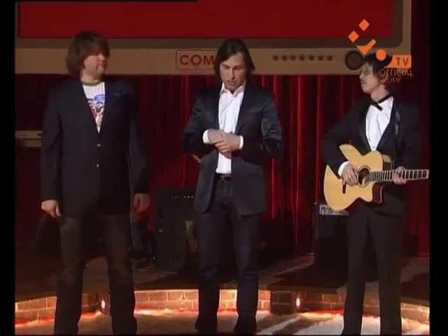Comedy Club на НЛО tv - Всем мальчуковым группам посвящается (А. Рева)
