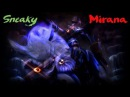 Dota 2 Gameplay - Mirana Pro Arrows 2014 by Sneaky