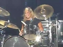 ♫ SKILLET- drum solo (Jen Ledger)