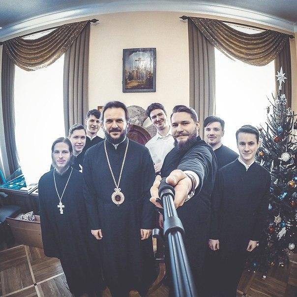 Автор православного селфи — о том