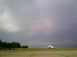Пара Міг-29 VS Embraer 145