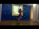 """восточный танец """"БАРАБАНЫ"""""""