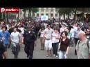 Гей-парад в Ереване. Без комментариев