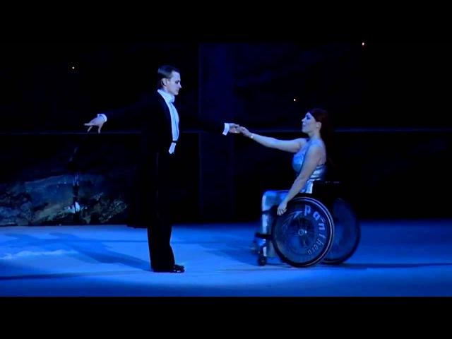 Танцы на инвалидных колясках Clubul de dans Exclusiv Chisinau